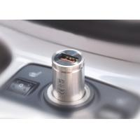 China 12 Volt Universal Compatibility Usb In Car Charger With Single Usb Connector on sale