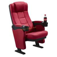 Wholesale Comfortable High Density Foam Cinema Theatre Seats With Cup Holder from china suppliers