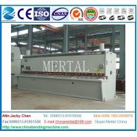 Wholesale QC11Y-32*2500 Hydraulic Guillotine Shearing Machine ,Steel Plate Cutting Machine,shearing machine from china suppliers