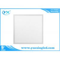 Buy cheap SMD 600x600 Indoor Office LED Panel Light 36W With Epistar Chip , White / Silver Frame Color from wholesalers