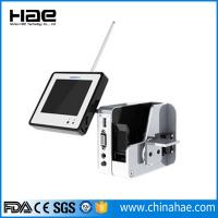 Wholesale High Speed TIJ Inkjet Code Printing Machine with 3.5 LED display , CE / ROHS from china suppliers