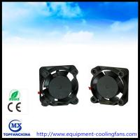 Wholesale Notebook CPU Cooling Fan , Small DC 5V 12V Cooling Motor Fan 25 x 25 x 10mm from china suppliers