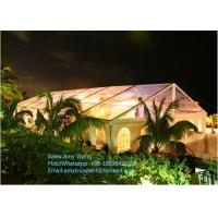 Wholesale Trade Show Canopy Outdoor Exhibition Tents For Big Aluminum PVC Fabric Party Event Tent from china suppliers