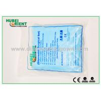 Wholesale Professional Disposable Surgical Gowns Kits , Disposable Scrub Suits from china suppliers