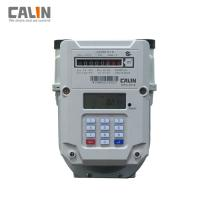 Wholesale Steel Prepaid Electronic Gas Meter G1.6 / G2.5 / G4 , Low Credit Warning from china suppliers