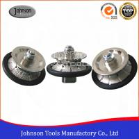 Wholesale OEM Accepted Full Bullnose Diamond Hnad Profile Wheels For Hand Held Machine No.20 from china suppliers