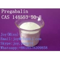 Wholesale Pregabalin pharma raw material Pregabalin 148553-50-8 Anticonvulsant Antiepileptic API from china suppliers