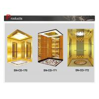Wholesale Golden Side Panel St . St Vault Panel With Lights Decoration from china suppliers