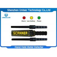 Wholesale Hot Selling Security Body Checking Scanner , Hand Held Metal Detector UMD150 from china suppliers