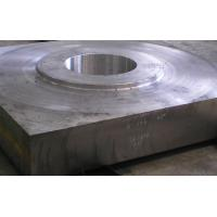 Wholesale Grade F11 , F22 , F91 , F92  Forged Steel Plate Thickness 100mm - 800mm from china suppliers
