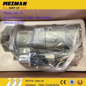 Wholesale SDLG STARTER MOTOR 12187645, 4110002247090, sdlg backhoe loader  parts for sdlg backhoe  B877 from china suppliers