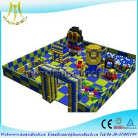 Quality Hansel Assessed supplier block building games kids entertainment equipment for sale