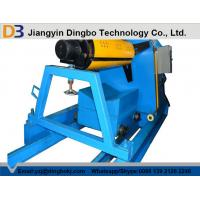 Wholesale CNC Control System Hydraulic Uncoiler For Roof Panel Roll Forming Machine from china suppliers