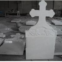 Wholesale Snow White Marble Tombstone from china suppliers