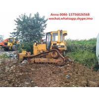 Wholesale Diesel Engine Second Hand Bulldozer cat D5M  Machine With Ripper from china suppliers