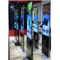 Buy cheap Standing Style Ultra Slim IR Touch Screen Kiosk With Advertising Playing Display from wholesalers