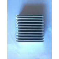 Wholesale Silver Extruded Aluminium Heat Sinks , AL6063 T5 Heat Dissipation from china suppliers
