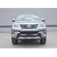Wholesale ABS Front Bumper Guard and Rear Guard TOYOTA Fortuner 2016 2017 New Spare Parts from china suppliers