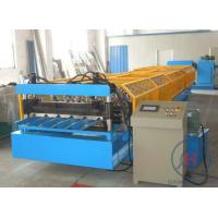 Wholesale High Precision Light Color Steel Roof Panel Roll Forming Machine with 20 Stations from china suppliers