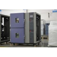 Wholesale 225L Programmable Temperature Test Chamber With Double Test Space Vertical from china suppliers