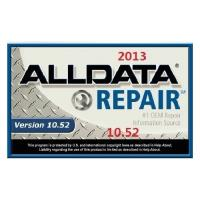 Wholesale Repair data ALLDATA 2013.10.53 Automotive Diagnostic Software from china suppliers