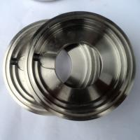 Quality 5 Axis CNC Metal Parts with precision Process , cnc mechanical parts for sale