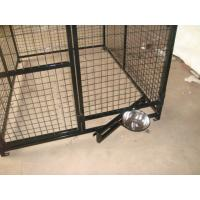 Wholesale high quality metal cheap chain link dog kennels temporary dog fence panels from china suppliers