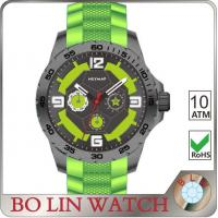 Wholesale Solid Case Black Color Carbon Fiber Watches Original Swiss Material 10atm from china suppliers