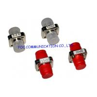 Wholesale Custom Female to Female fiber optic attenuator with Plastic or metal housing from china suppliers