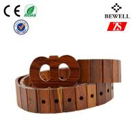 Wholesale Handmade Wooden Belt from china suppliers