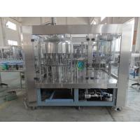 Wholesale Soda Washing Filling Capping Machine 4Kw With 6 pcs Capping Head from china suppliers