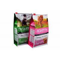 Wholesale Dog Food Packaging Bags with Zip-Lock from china suppliers