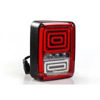 Buy cheap Hot Selling High Quality LED Tail Lamp for Jeep Wrangler Super Bright LED Tail Lights for Jeep Wrangler from wholesalers
