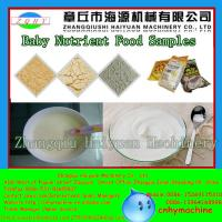 Buy cheap Russia Adults baby nutritional rice powder extruder machine /production plant from wholesalers