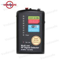 Wholesale GPS Tracking System Wireless Signal Detector 12V - 24V DC Power High Efficiency from china suppliers