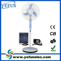 Solar DC Fan YF-16A(Blue)/(RED)