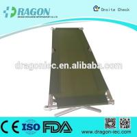 Wholesale Olive Green Nylon Fabric Army Camping Bed Foldable Aluminum Alloy from china suppliers