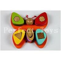 Wholesale Education toy - wooden toy Butterfly puzzle from china suppliers