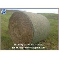 Wholesale Hot Selling 100% HDPE 8.33gsm 1.23x3000m Straw Hay Bale Net Wrap from china suppliers