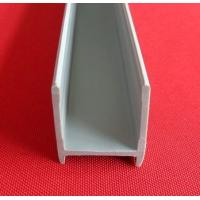 Wholesale Injection Molding Technology Plastic Extrusion Profiles  with Custom Dimensions from china suppliers