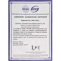 Shenzhen Getian Opto-Electronics Co., Ltd Certifications