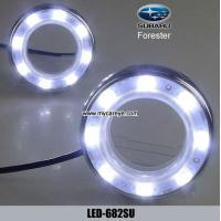 Wholesale Subaru Forester DRL LED Daytime Running Lights automotive led light kit from china suppliers