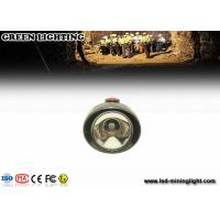Wholesale Black OEM Anti Explosive Rechargeable Miners Headlamp 10000 LUX High Brightness from china suppliers