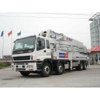 Wholesale Stable Performance 8x4 47 Meters Mobile Concrete Pump Trucks Safety from china suppliers