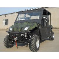 Wholesale Gas Powered Utility Vehicles With Head Cover , Four Stroke Recreational Utility Vehicle from china suppliers