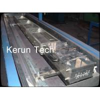 Wholesale Windows Plastic Profile Production Line , PVC Door Making Machine CE from china suppliers