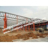 Wholesale Single Span Metal Structure Manufacturing With Prefabricated  For Light Weight Steel House from china suppliers