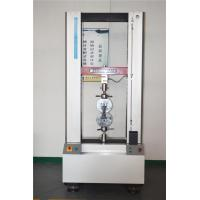 Wholesale ASTM 100KN ASTM Electronic Compressive Strength Tester for Plastic Textile from china suppliers