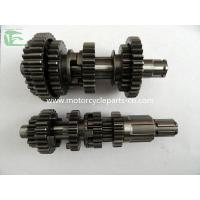 Wholesale CG200 principal axis Motorcycle Engine Parts CG250 countershaft gear from china suppliers