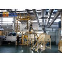 Wholesale PP Fibre Wadding Thermal Bonding Machine High Efficiency Steam Heating from china suppliers
